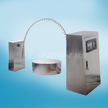 摆管淋雨实验装置